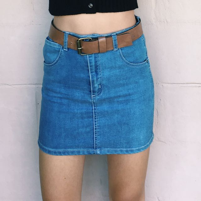 Denim Skirt 'Ninie'