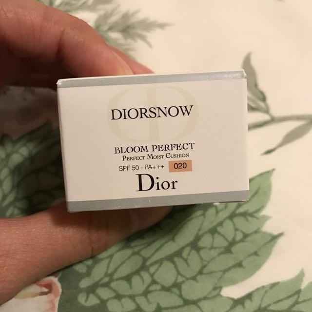 Dior Bloom Perfect氣墊粉餅