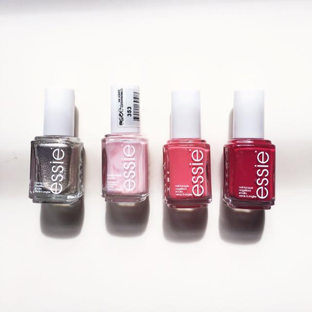 ORIGINAL Essie Nail Polish, Health & Beauty, Perfumes, Nail Care ...