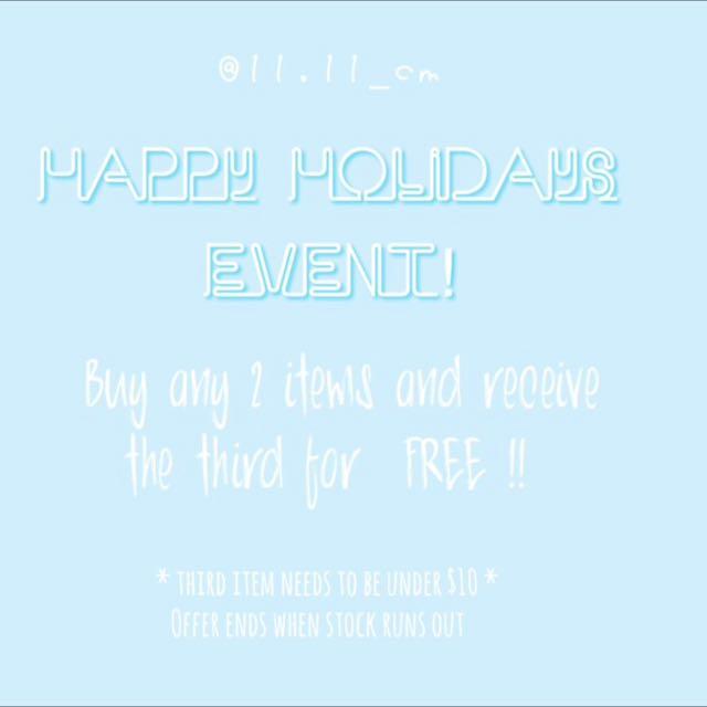 EVENT! Selling Cheap Korean Fashion/ Accessories