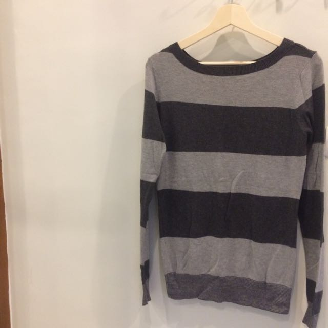 Female Sweater Abu-bu (Grey)