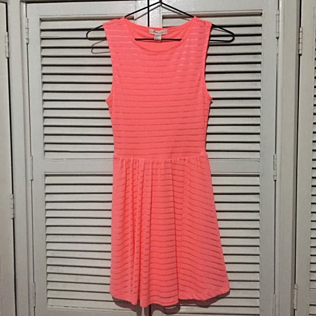 Forever 21 - Neon Pink Dress
