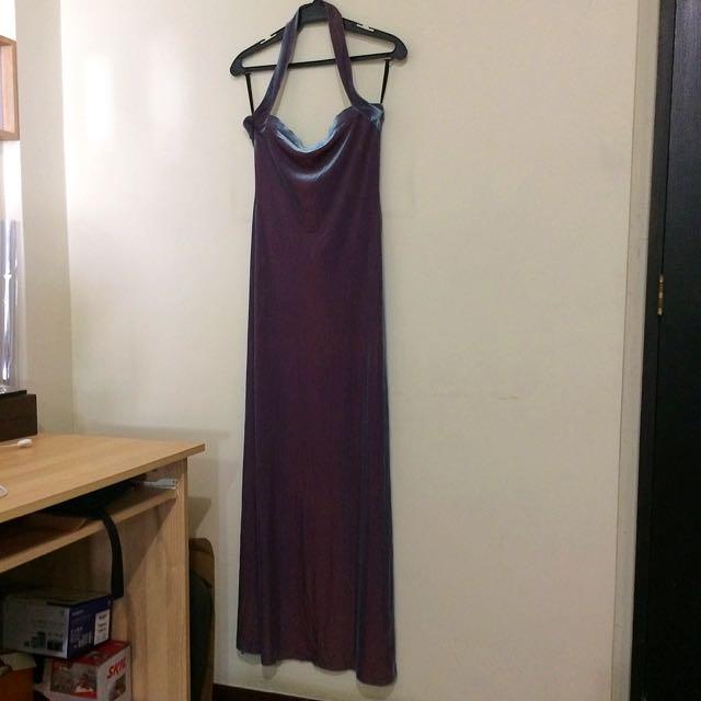 Formal Evening Long Dress