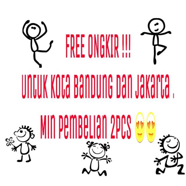 Free Ongkir !!!