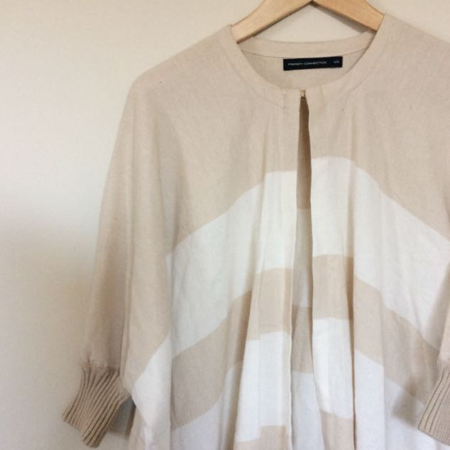 French Connection Casual Poncho
