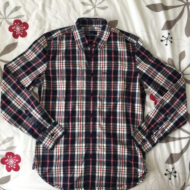 GAP Checkered Shirt