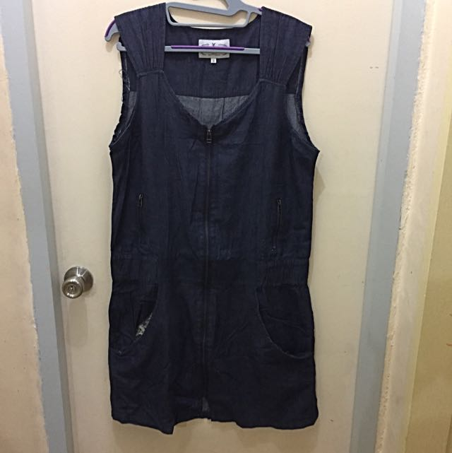 General Issue Denim Dress