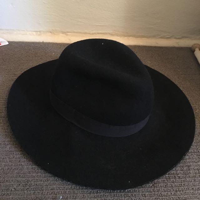 Hat, 100 % Wool