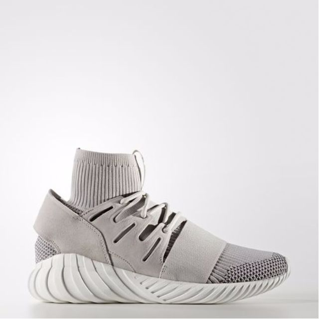 「H.C優惠」英國公司貨 全新adidas Originals Tubular Doom 灰白