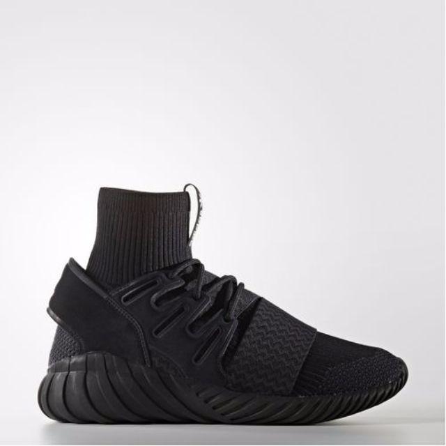 「H.C優惠」英國公司貨 全新adidas Originals Tubular Doom 全黑