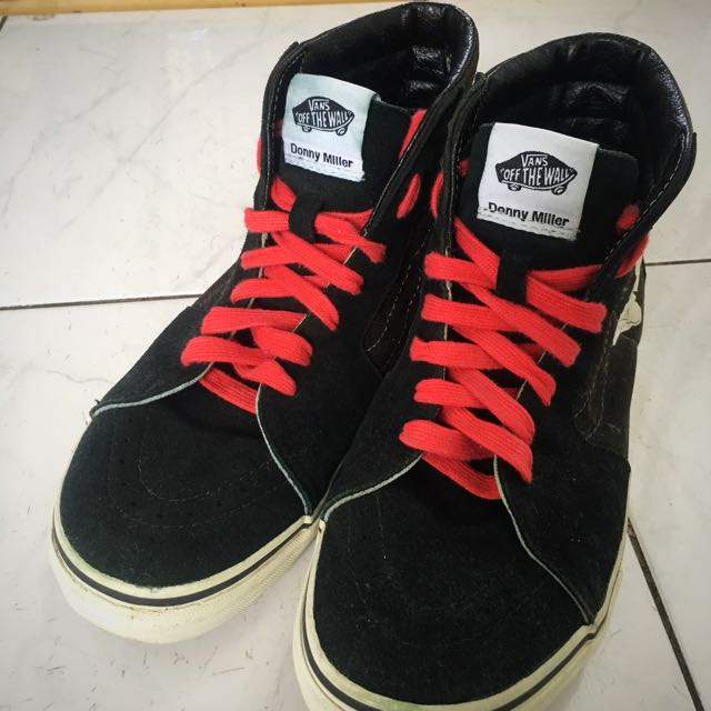 Hi Vans Shoes
