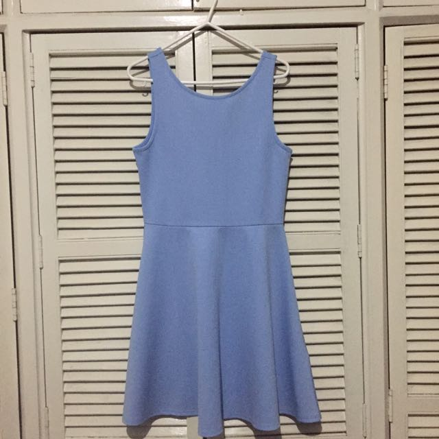 H&M - Light Blue Dress