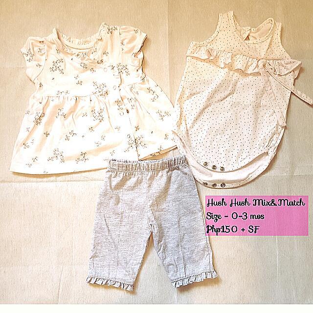 Hush Hush Baby Clothes