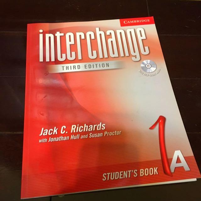 Interchange 全新附光碟 英語會話課本 會話原文書 時代英語教科書