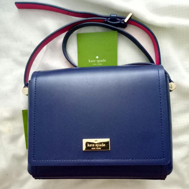 Kate Spade Avva Arbour Hill Cross Body Bag