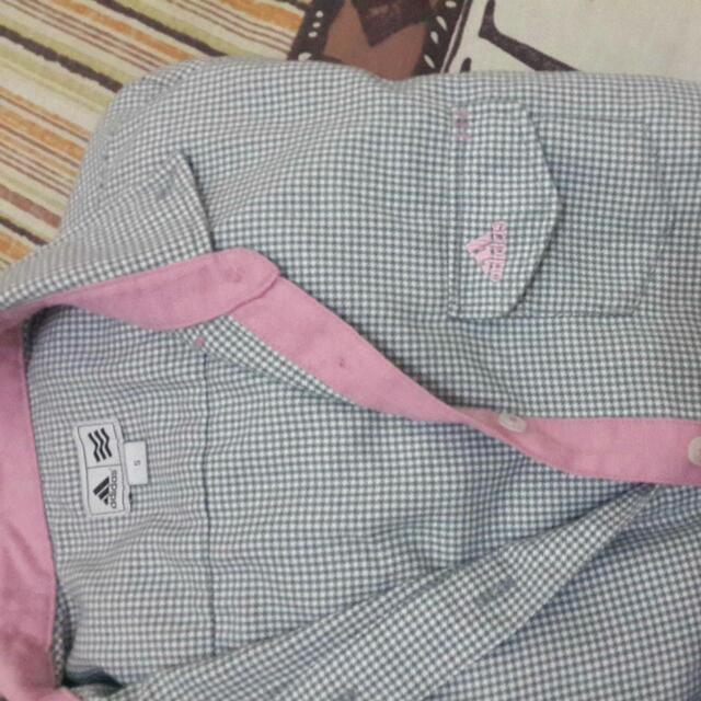 Kemeja Adidas Original