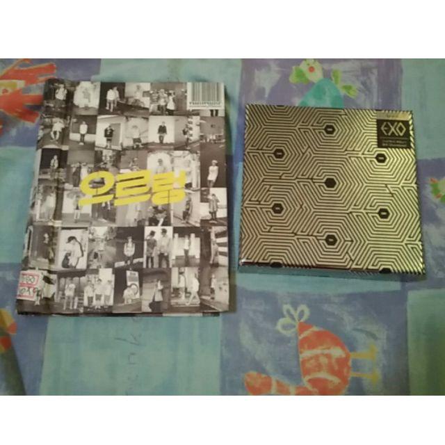 Kpop albums: EXO, Super Junior, SHINee and MBLAQ