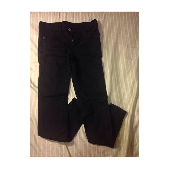 Lativ黑色長褲