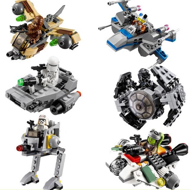 Lego Star Wars Microfighters Series 3