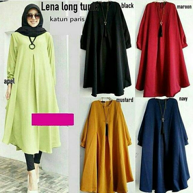 Lena Long Top (IP)