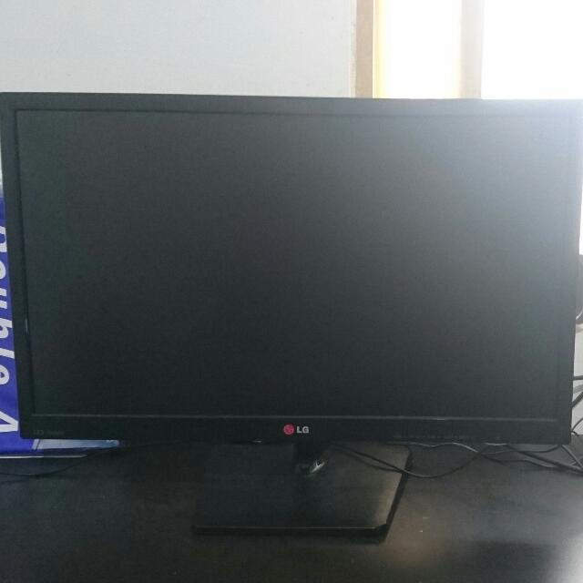 LG 24inch Monitor (Full HD)