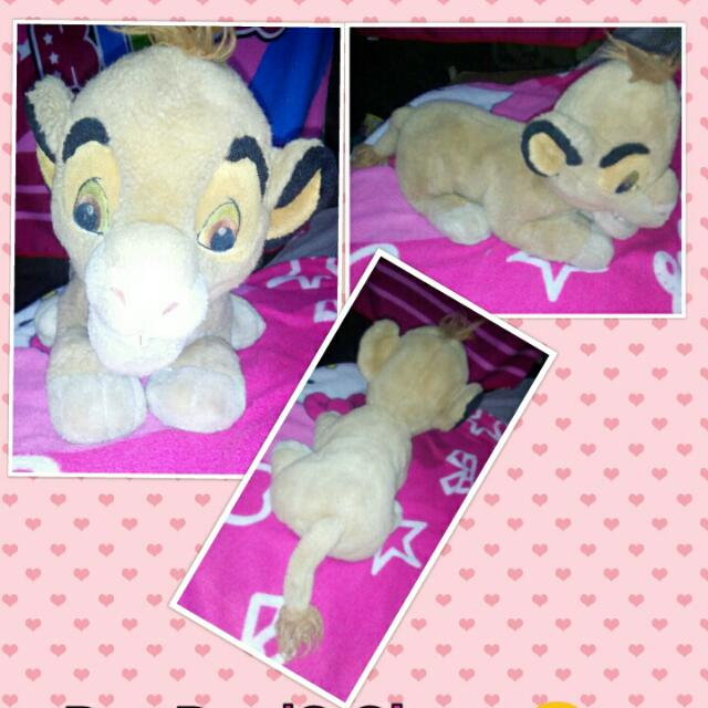 Lion Disney Toy