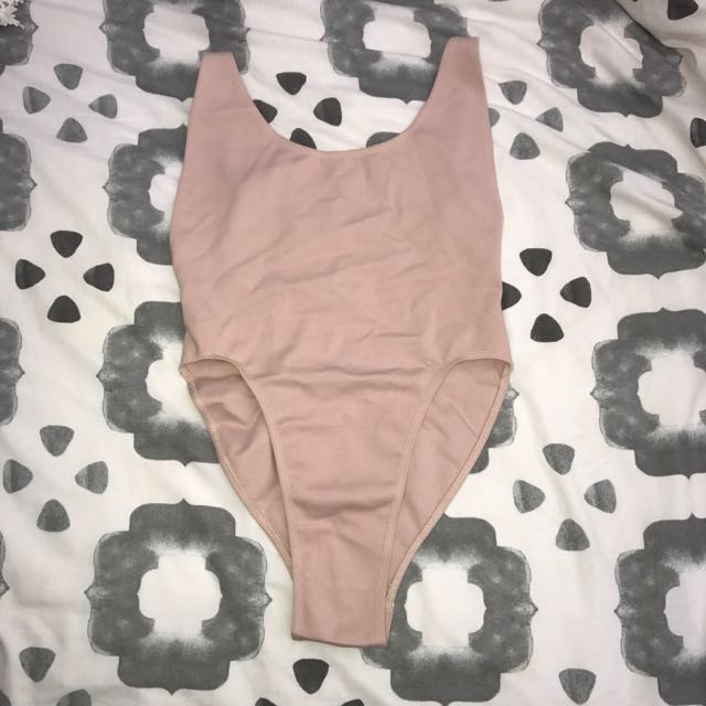 Lively Body Suit rose Smoke