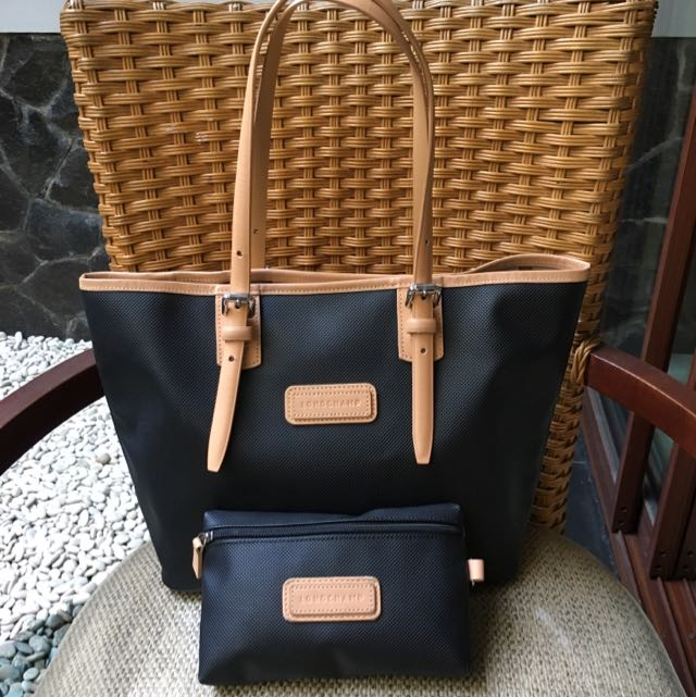 Longchamp Small Derby Tote