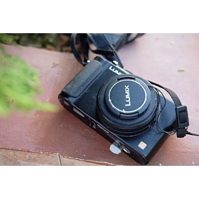 Lumix LX7 Digital Camera