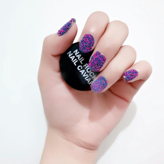 Nail Polish Plus Rock Caviar Set