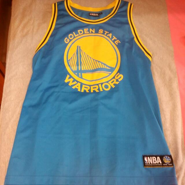 🔴Nba Golden State Warriors 籃球衣 金州勇士 Curry Thompson