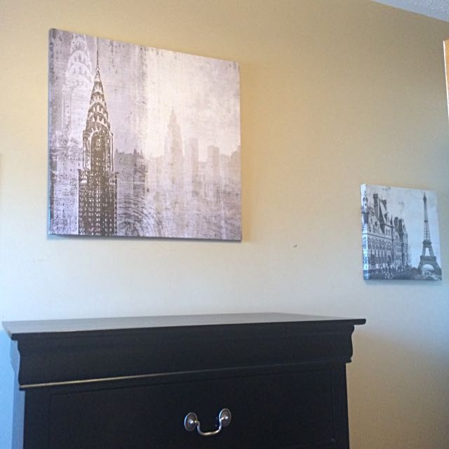 New York City Canvas Painting