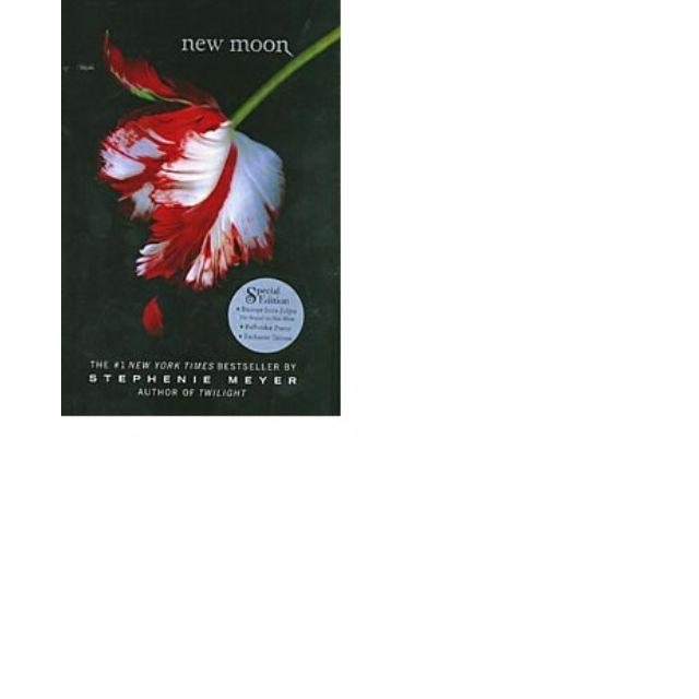 Novel New Moon (Twilight, Book 2) - Stephenie Meyer