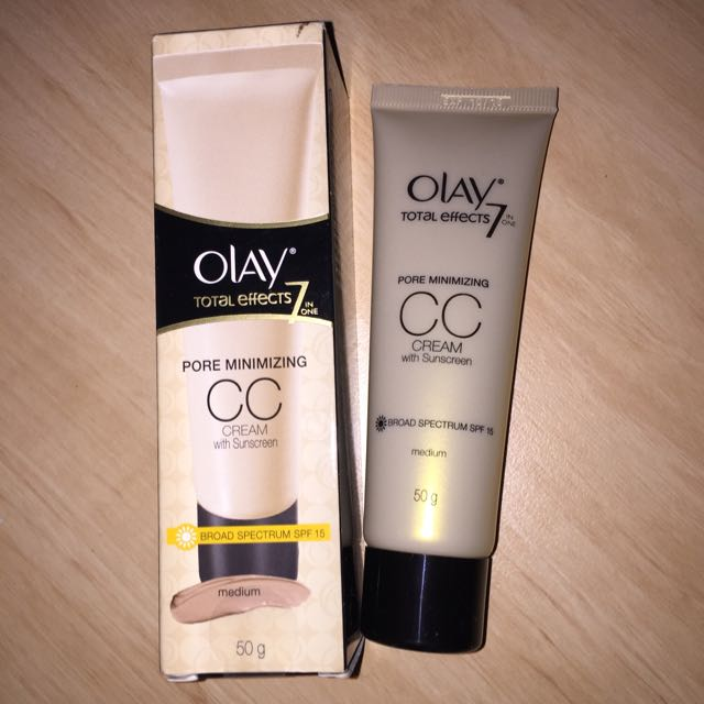 Olay CC Cream With Sunscreen