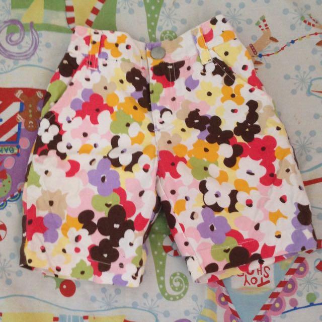 Pants Anak 3-4thn