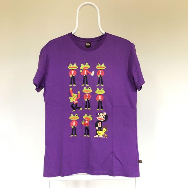 Paul Frank Purple T-Shirt