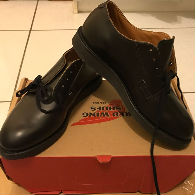 Red Wing Shoes 101 Postman Oxford Service Shoes 郵差工作靴