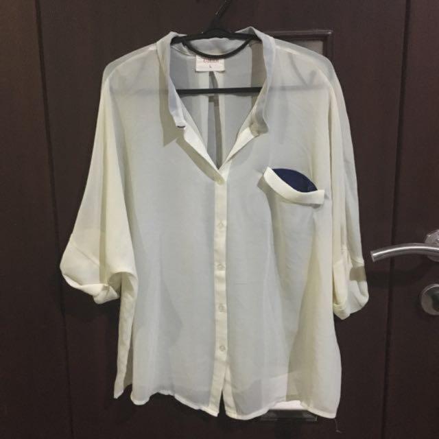 blouse by gaudi