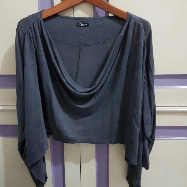 Stylish De Java Loose Sweater