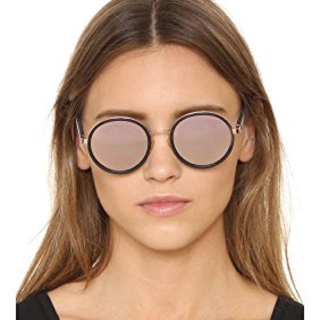 SUNDAY SOMEWHERE - Rose Ned Sunglasses