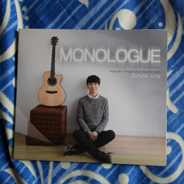 """Sungha JUNG """"MONOLOGUE"""" + TTD"""