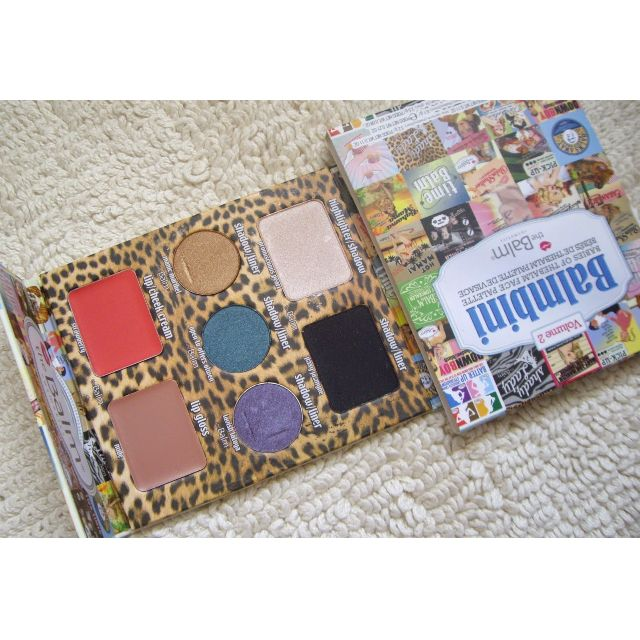 The Balm Balmbini Face Palette Vol. 2