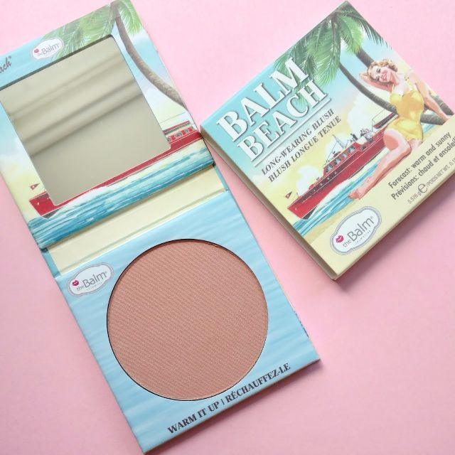 The Balm Beach Blush