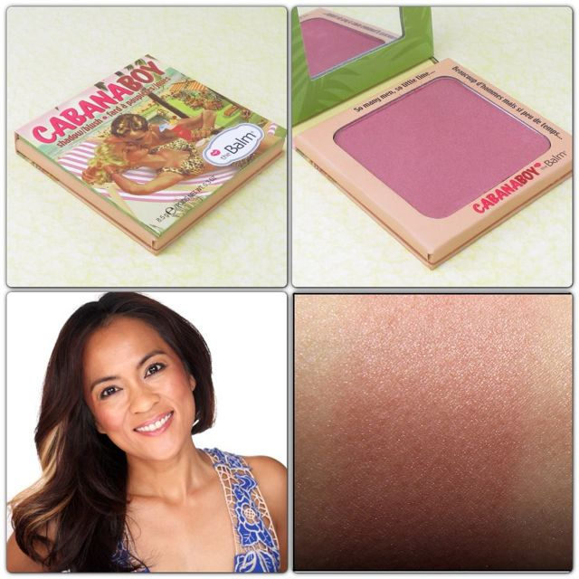The Balm CabanaBoy Shadow Blush