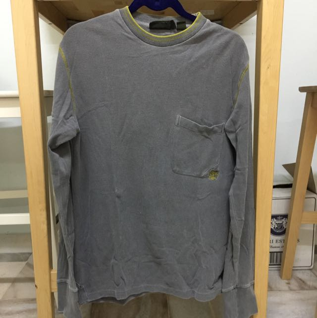 [dicounted 30%] timberland long sleeved S size