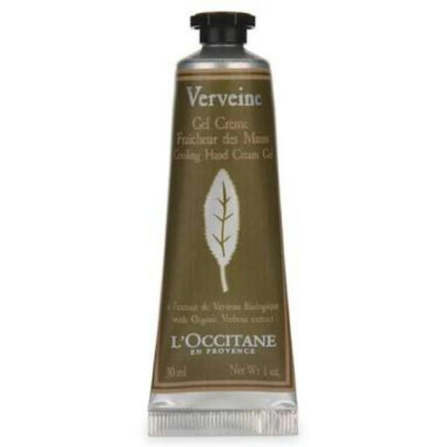 Verveine Gel Cream Priginal From L'OCCITANE