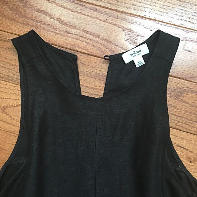 Wilfred Linen Shift Dress