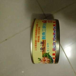 遠洋鮪魚三明治罐頭