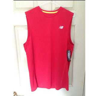 New Balance Training Top (new With Tags)