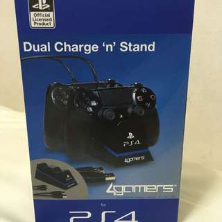 PS4 Dual Charger And Stand